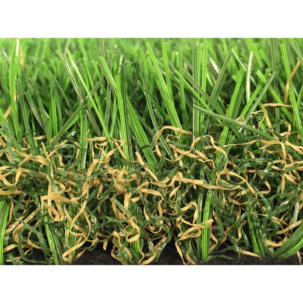 GREENLINE Colorado Pro 75 Artificial Grass Synthetic Lawn Turf Carpet for