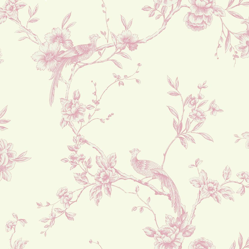 Arthouse Chinoise Pink Wallpaper 422802 The Home Depot