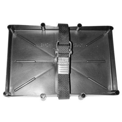 27 Series Battery Holder Tray with Stainless Steel Buckle