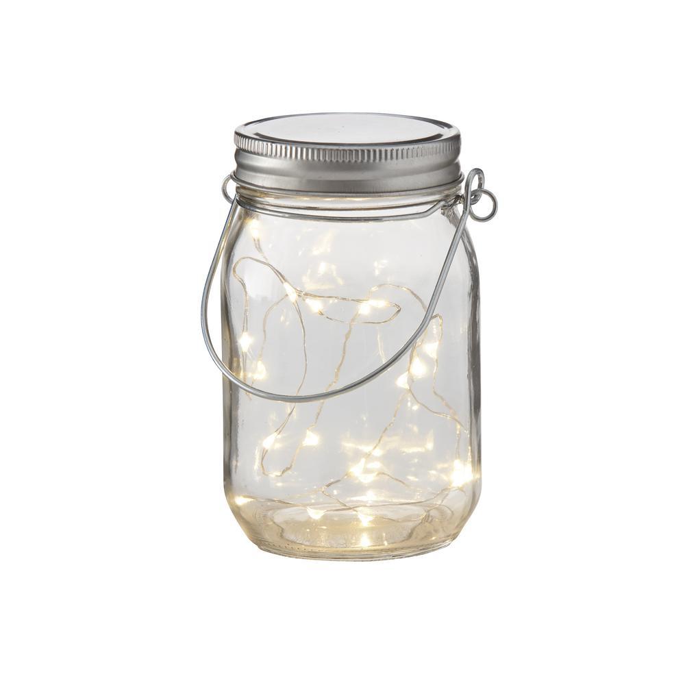 5 in. Mason Jar Lantern