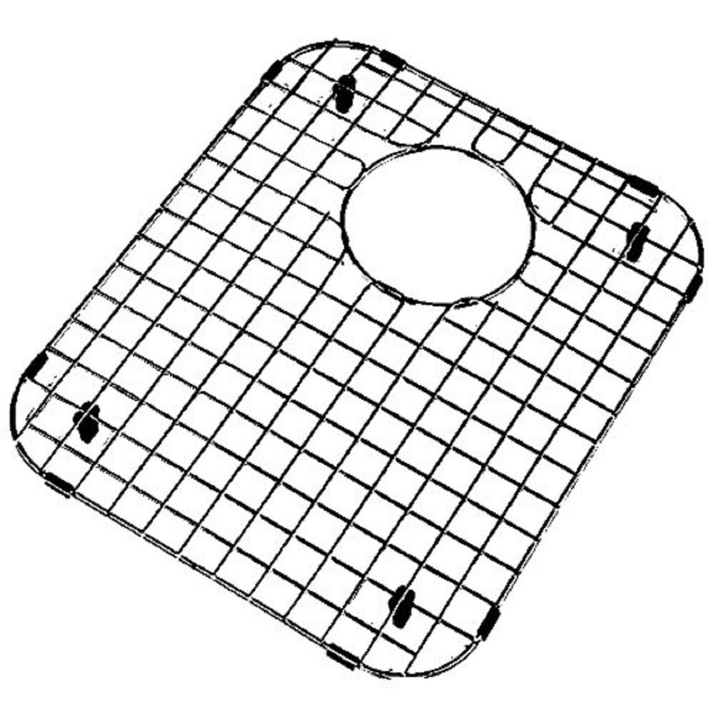 Wirecraft 16 in. Stainless Steel Bottom Grid
