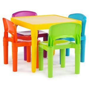 Enjoyable Kids Tables Chairs Playroom The Home Depot Evergreenethics Interior Chair Design Evergreenethicsorg