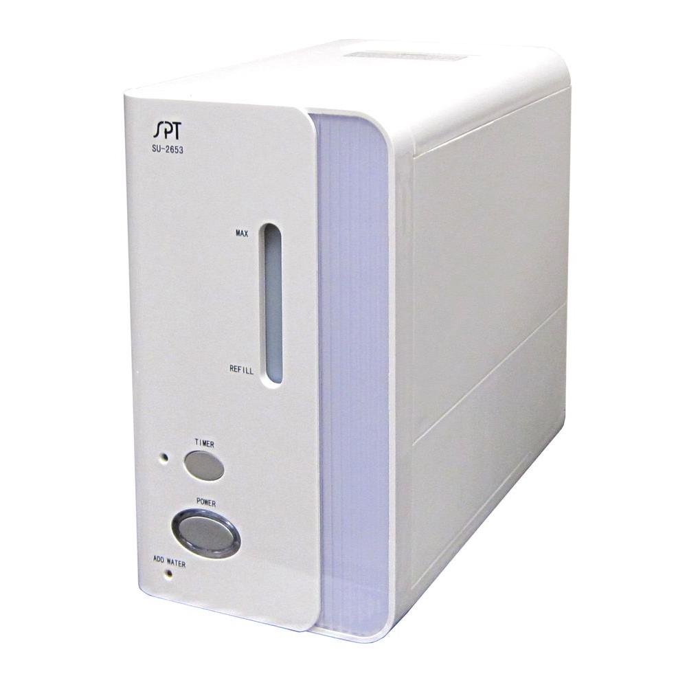 SPT Warm-Mist Humidifier with Fragrance Oil Diffuser