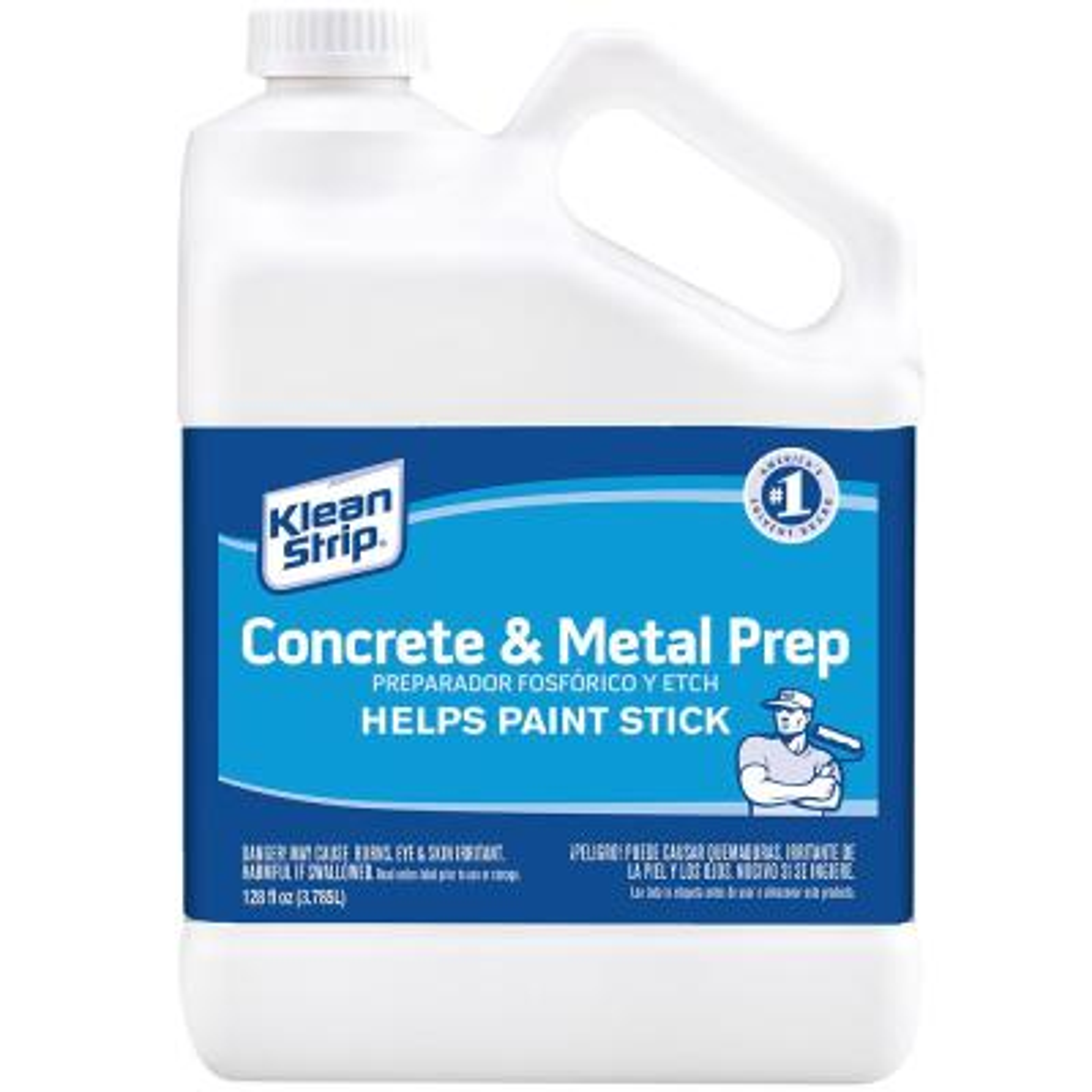 Klean-Strip 1 gal  Concrete Etch & Metal Prep + Rust Inhibitor
