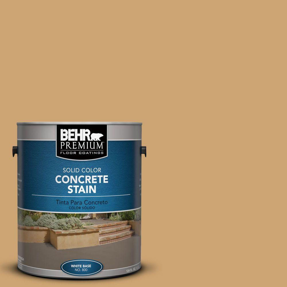 1 gal. #PFC-29 Gold Torch Solid Color Interior/Exterior Concrete Stain