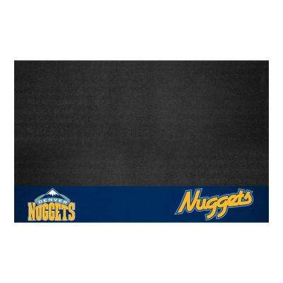 Denver Nuggets 26 in. x 42 in. Grill Mat