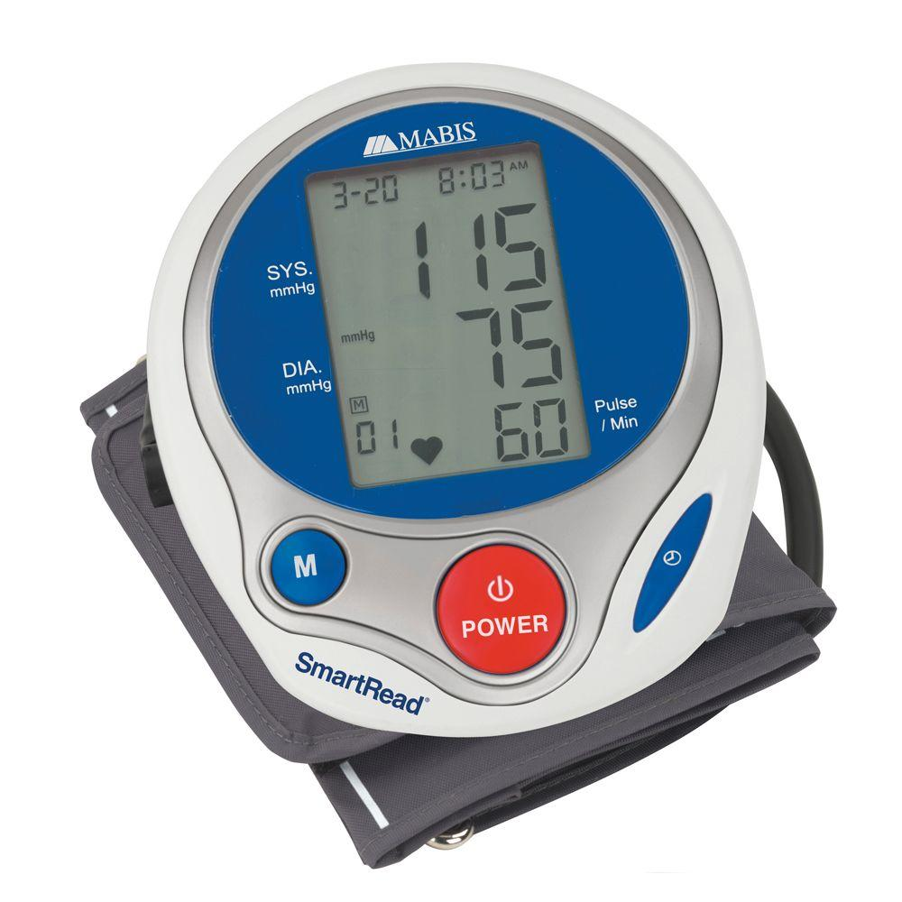 BRIGGS Automatic Digital Blood Pressure Monitor with SmartRead Plus Technology and Memory-DISCONTINUED