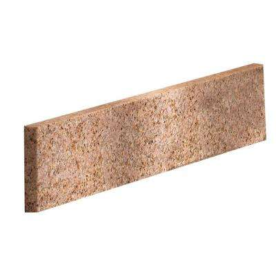 20 in. Granite Sidesplash in Beige
