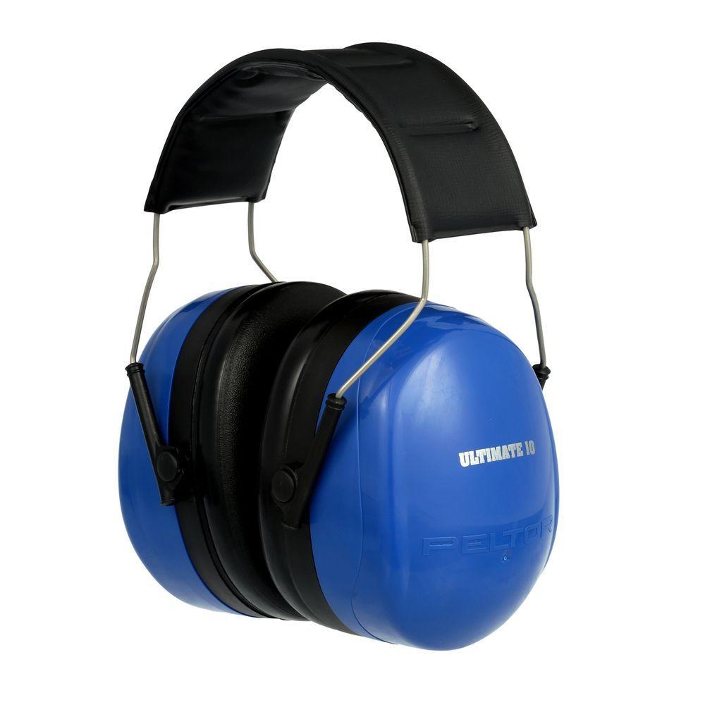 3M Peltor Sport Ultimate 10 Blue Earmuff