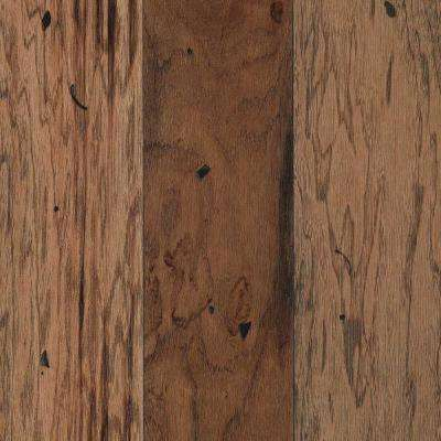 Take Home Sample - Landings View Country Natural Hickory Engineered Hardwood Flooring - 5 in. x 7 in.