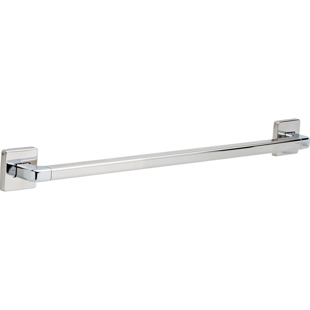 Delta Modern Angular 24 In. X 1 1/4 In. Concealed Screw