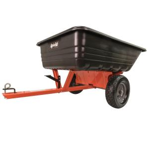 Click here to buy Agri-Fab 17 cu. ft. Poly Cart by Agri-Fab.