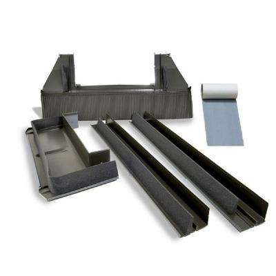M04 High-Profile Tile Roof Flashing with Adhesive Underlayment for Deck Mount Skylight