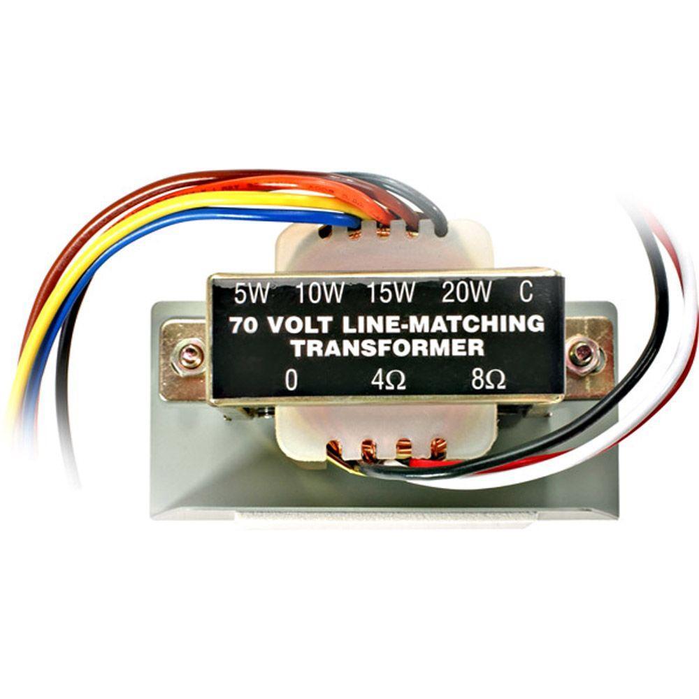 NXG 70-Volt Line-Matching Transformer-DISCONTINUED