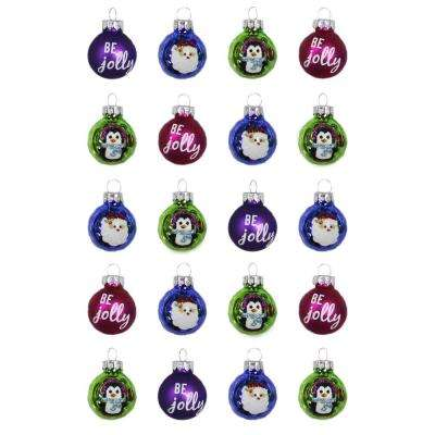 Glass - Christmas Ornaments - Christmas Tree Decorations - The ...