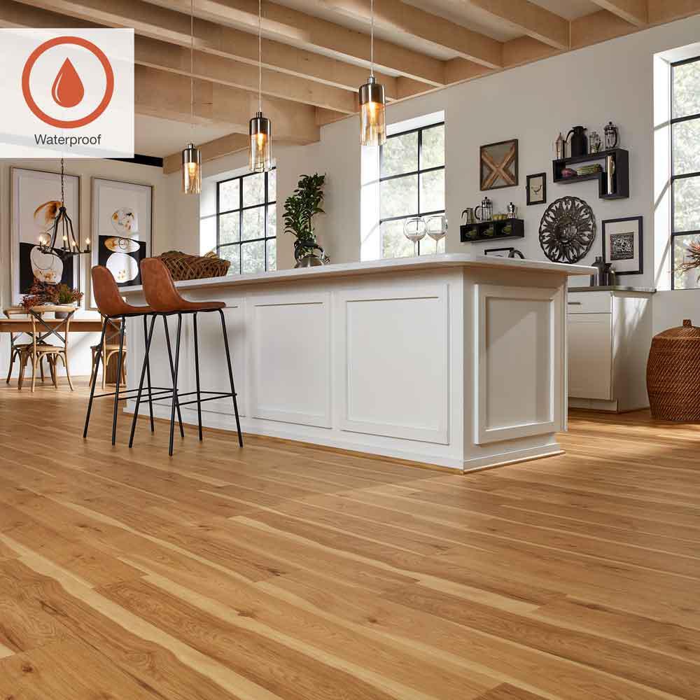 Pergo Outlast 6 14 In W Arden Blonde, Pergo Maple Laminate Flooring