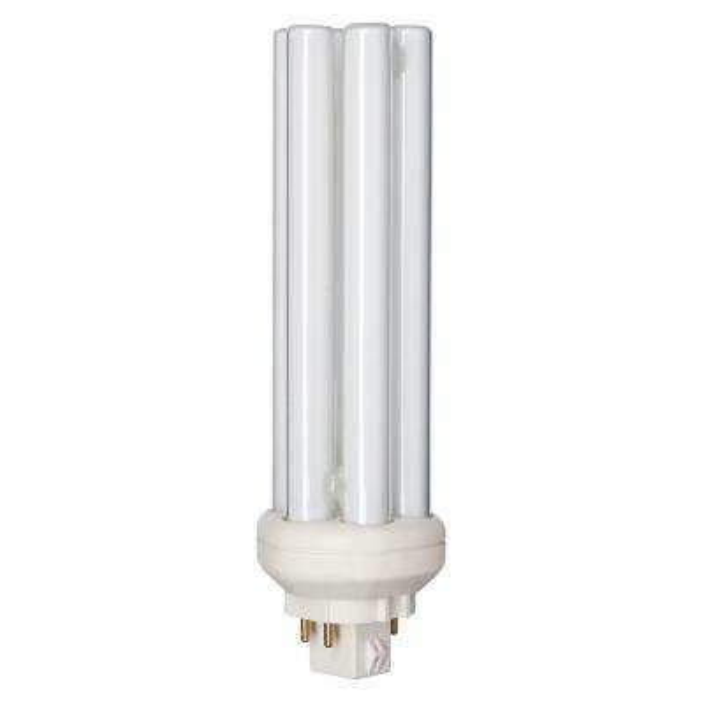 42-Watt Cool White (4100K) 4-Pin GX24Q-4 CFLni Light Bulb