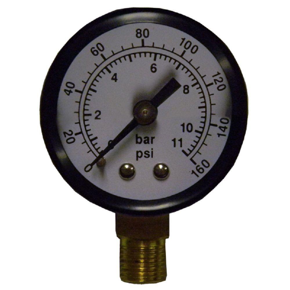 1-1/2 in. Pressure Gauge