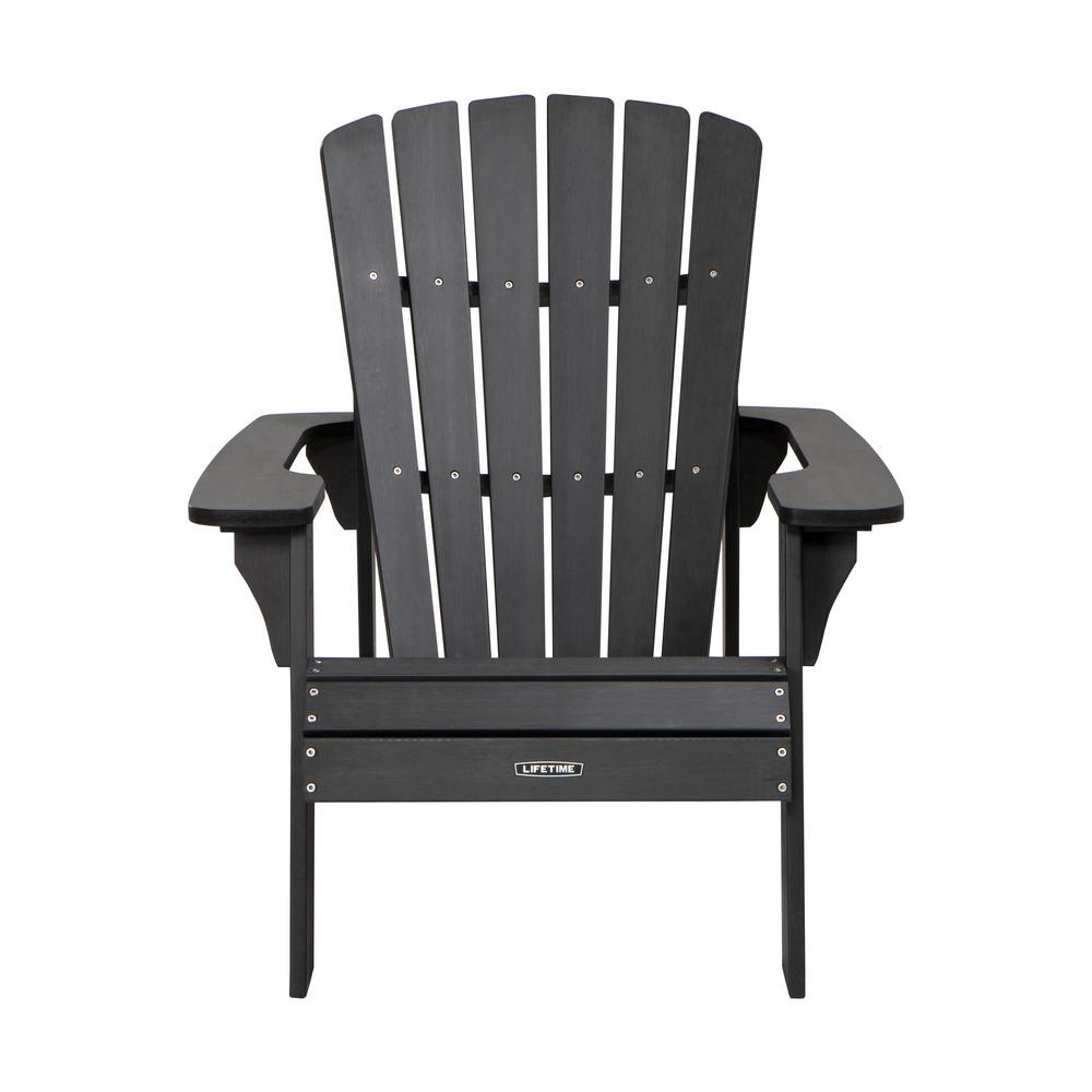 Plastic Composite Adirondack Chairs Adirondack Chairs The Home Depot
