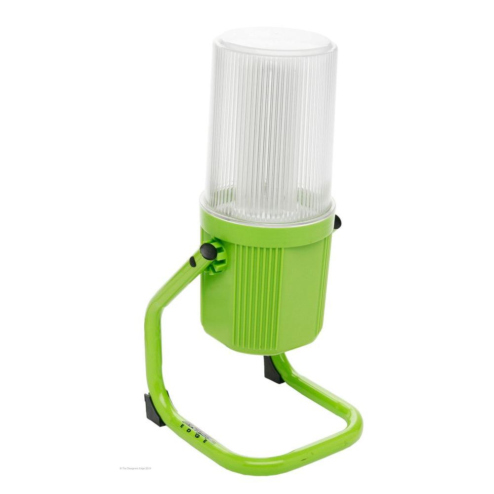 Designers Edge 1000 Watt Portable Work Light: Husky 3200-Lumens Batman Multi-Directional LED Tripod