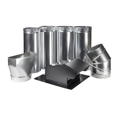 7 in. Appliance Vent Kit - Roof