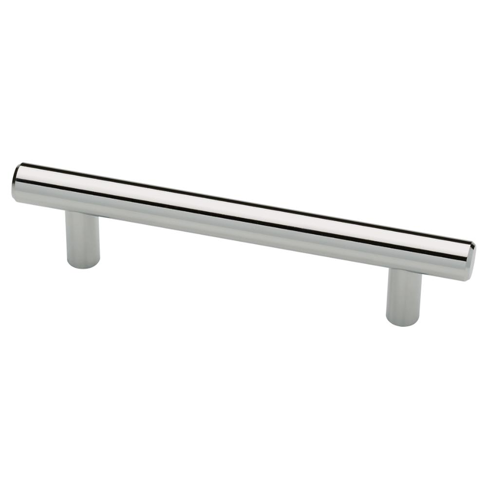 Liberty 3 in. (76mm) Polished Chrome Bar Drawer Pull