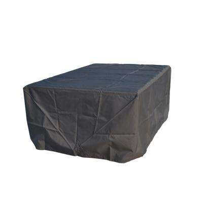 Large Rectangular Weather-Proof Furniture Cover for Outdoor Patio Table and Chair Set