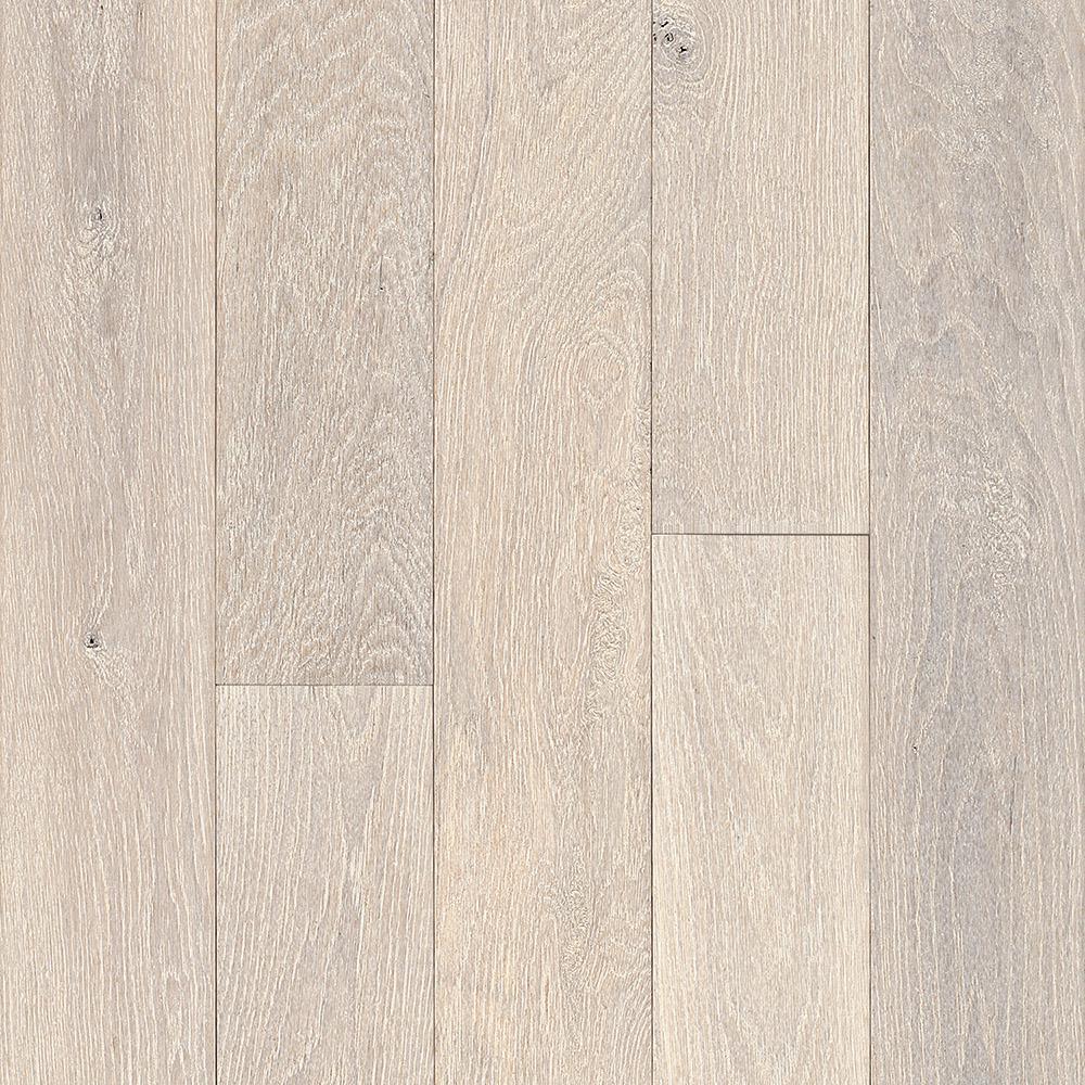 Bruce Take Home Sample - Oak Cloud Land Solid Hardwood Flooring - 5 in. x 7 in.