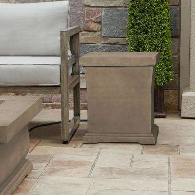 Treviso 18 in. Propane Tank Cover in Dove Gray