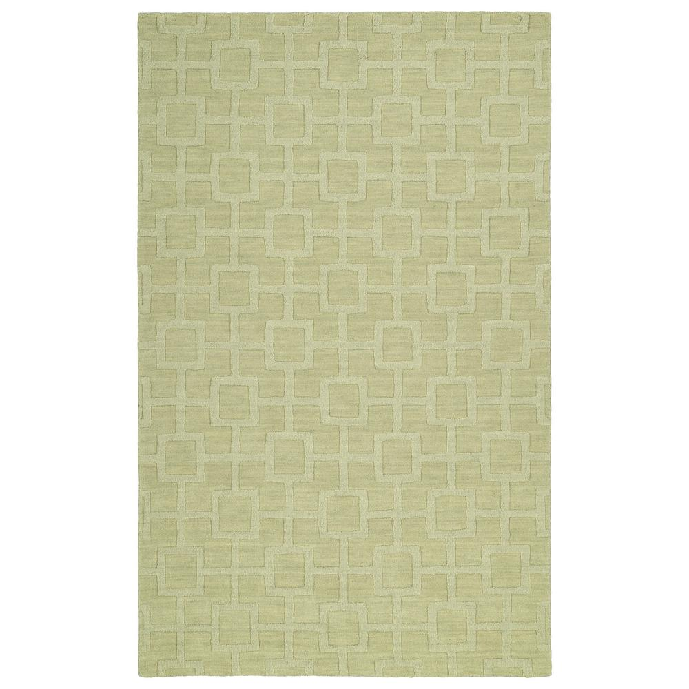 Imprints Modern Celery 9 ft. 6 in. x 13 ft. 6