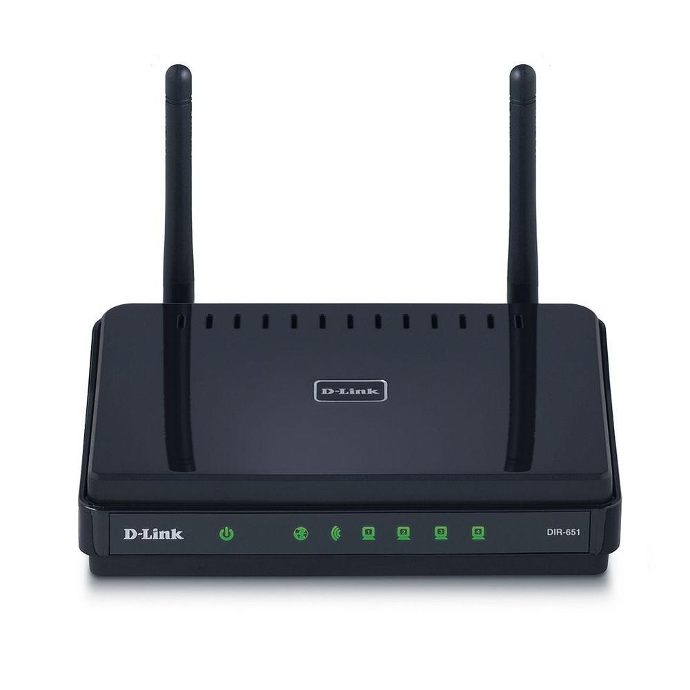 D-Link Wireless N 300 Gigabit Router-DISCONTINUED