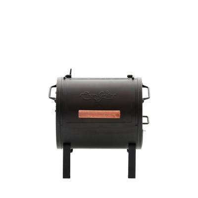 Side Fire Box / Portable Table Top Charcoal Grill