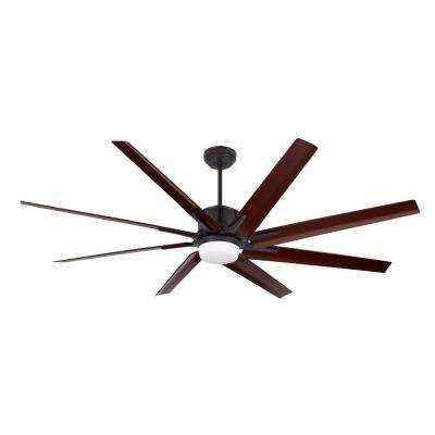 Aira Eco 72 in. Indoor / Outdoor Oil Rubbed Bronze Ceiling Fan