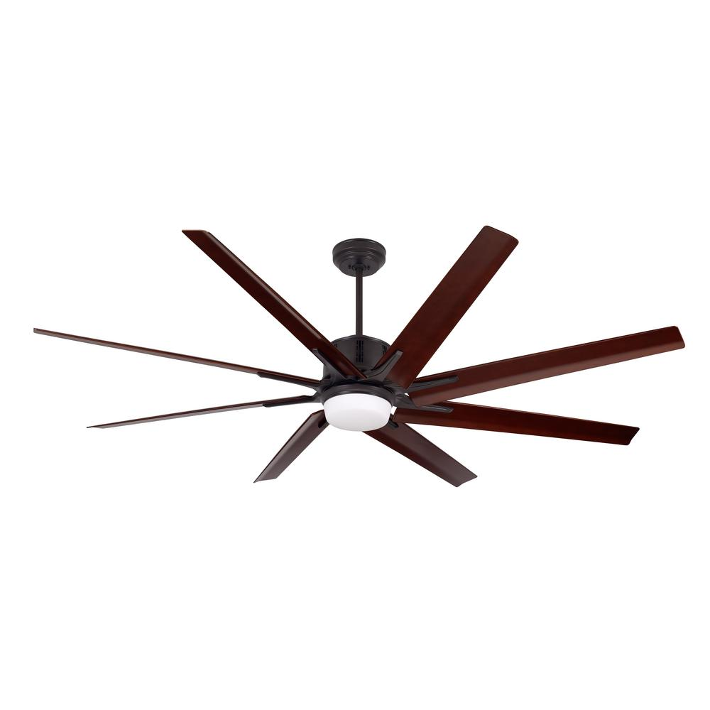 Emerson Aira Eco 72 In Indoor Outdoor Oil Rubbed Bronze Ceiling Fan