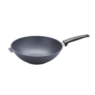12.5 in. Non-stick Wok in Cast Aluminum