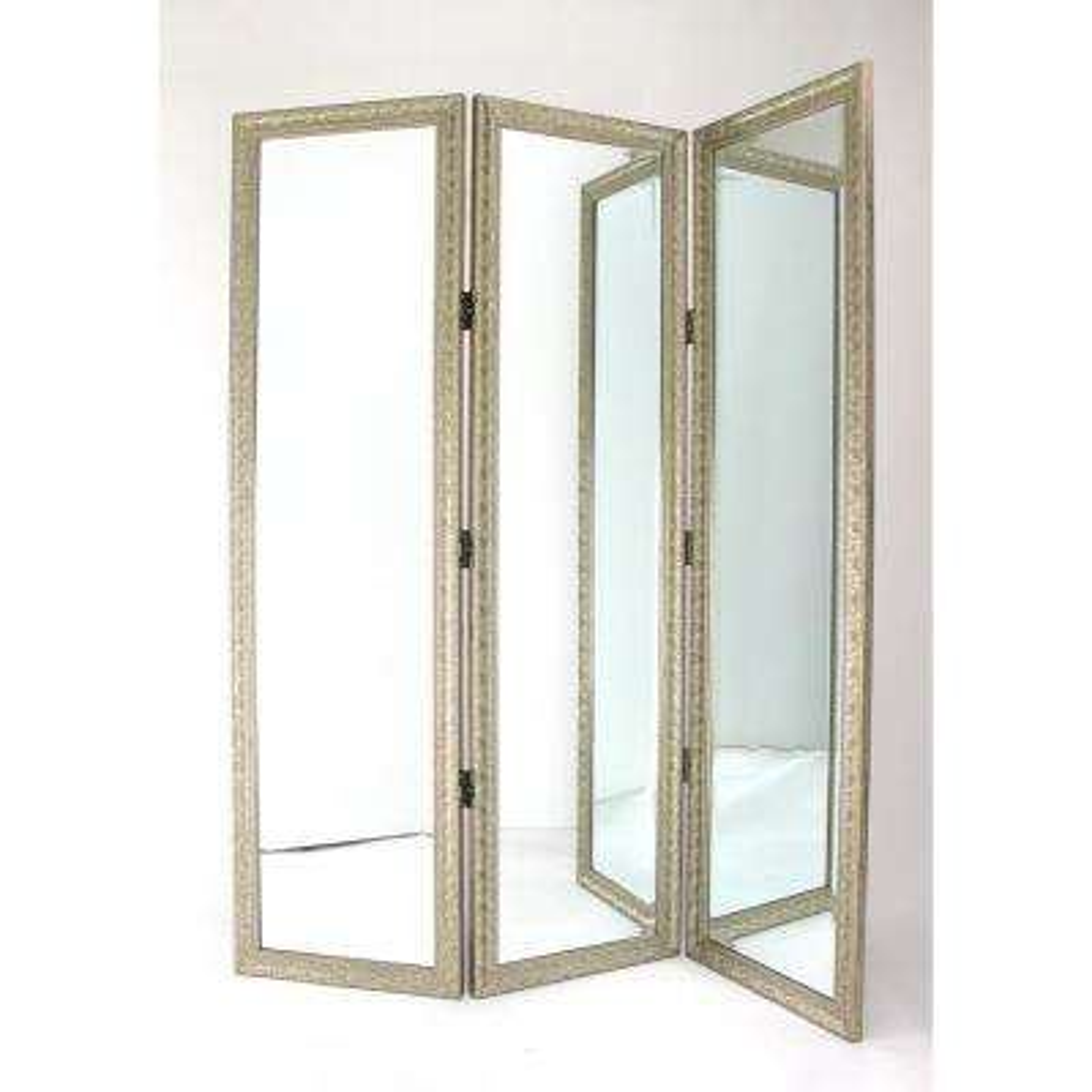 Full Size Tri Folding Dressing Mirror
