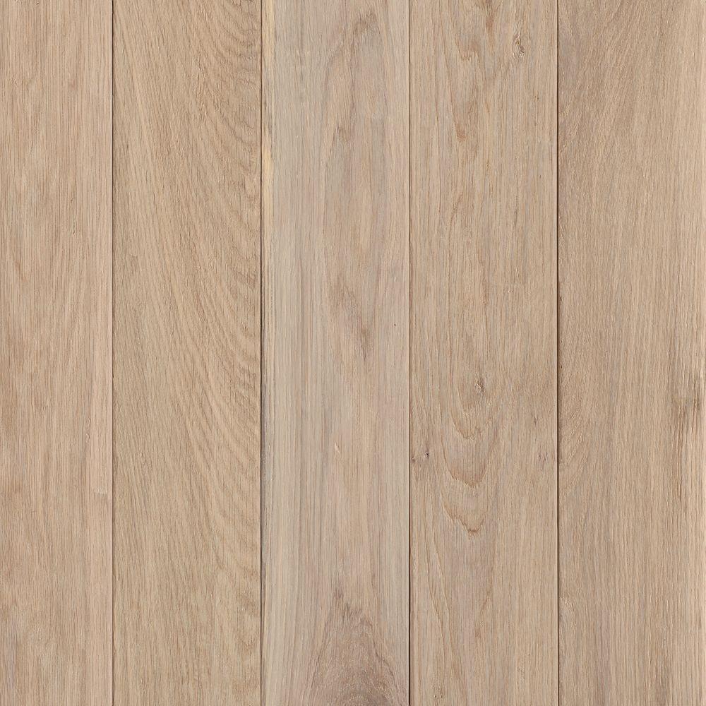 American Vintage By The Sea Oak 3/8 in. T x 5 in. W x Random L Engineered Scraped Hardwood Flooring (25 sq. ft. / case)