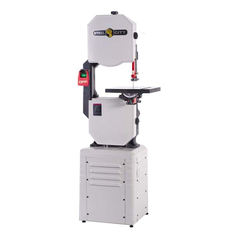 Steel City 14 in. 3/4 HP Granite Rip Fence Band Saw