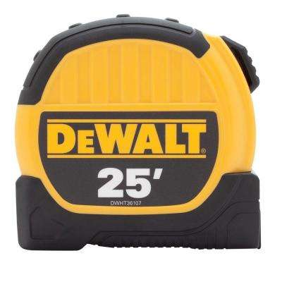 25 ft. x 1-1/8 in. Tape Measure