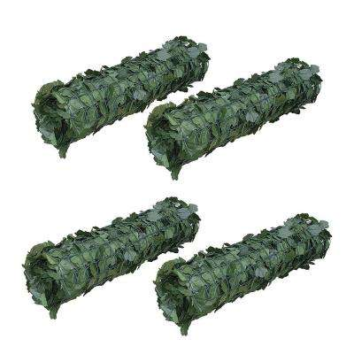 3-1/4 ft. x 7-3/4 ft. Faux Ivy Privacy Artificial Fence Screen