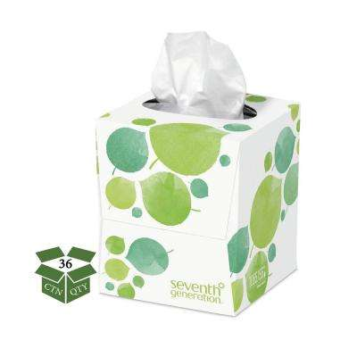 100% Recycled Facial Tissue (85-Count)