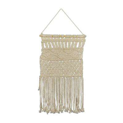 Mayco Ogee Macrame Wall Hanging