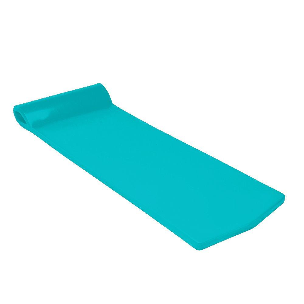Super Soft Sunsation Tropical Teal Pool Float