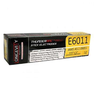 Thunderarc E6011, 11 lb., 3/32 in. (2.4 mm)