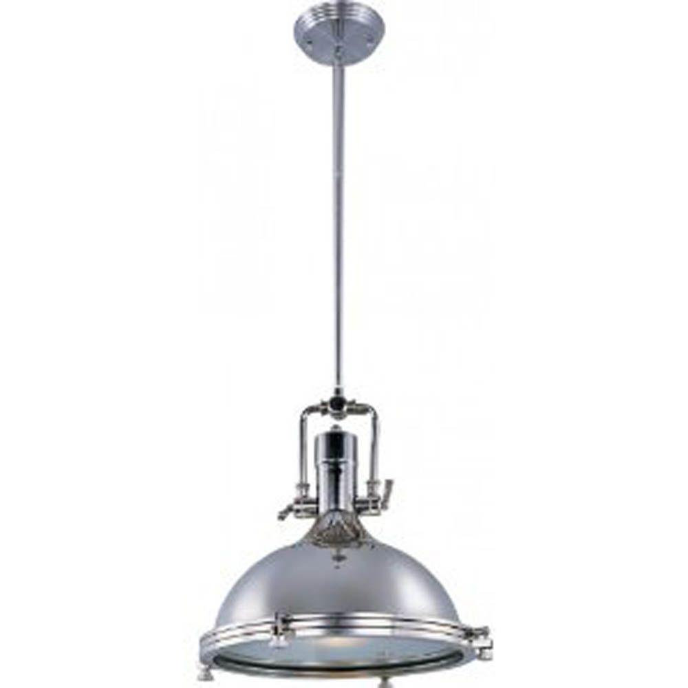 maxim lighting hi bay single pendant 25109ftpn the home depot