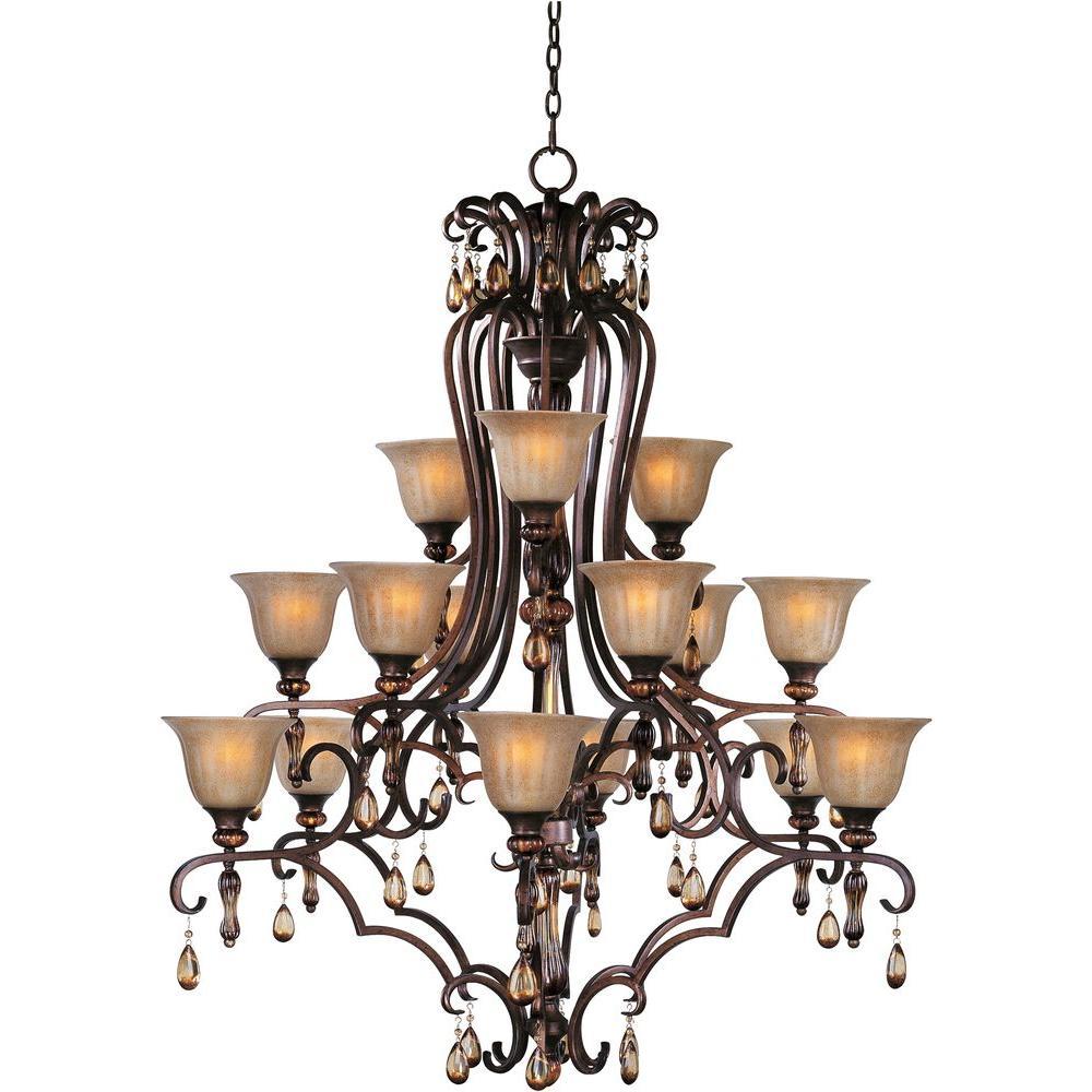 Maxim lighting dresden 15 light filbert multi tier chandelier maxim lighting dresden 15 light filbert multi tier chandelier mozeypictures Images