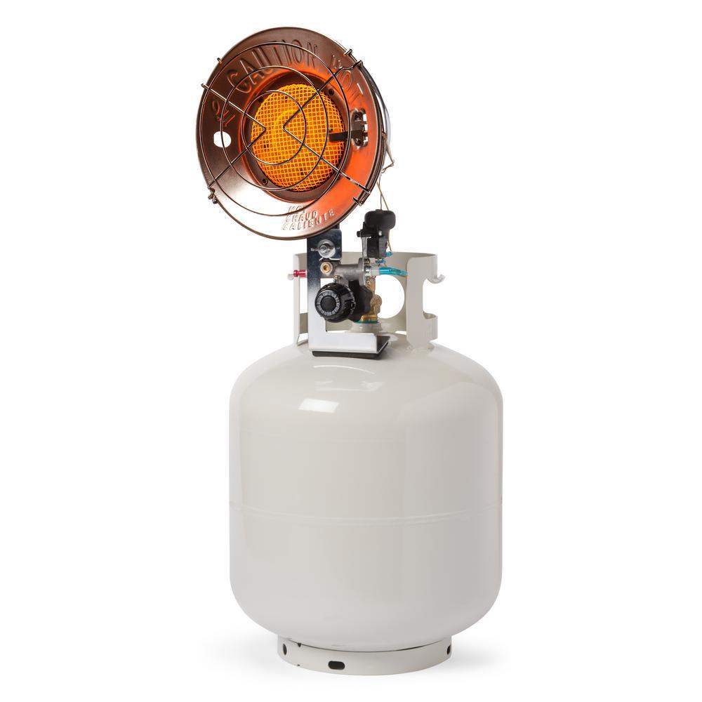 ZOBO 15,000 BTU Propane Tank Top Heater