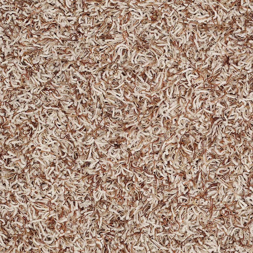 Carpet Sample - Royal Step - In Color Honeysuckle 8 in. x 8 in.