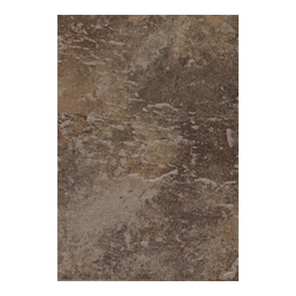Daltile Continental Slate Moroccan Brown 12 in. x 18 in. Porcelain Floor and Wall Tile (13.5 sq. ft. / case)