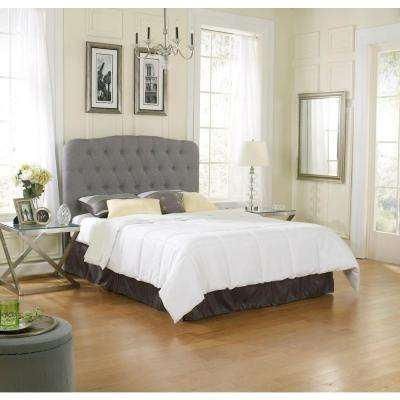 Lauren Blue/Gray Queen Headboard